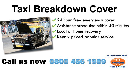 Taxi Breakdown Insurance