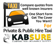 Kabsure Taxi insurance quotes online